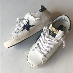 Golden goose limited edition sneakers.